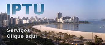 IPTU Município Rio de Janeiro