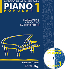 Método de Arranjo para Piano Popular - Volume 1