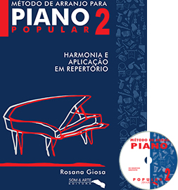 Método de Arranjo para Piano Popular - Volume 2