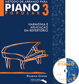 Método de Arranjo para Piano Popular - Volume 3