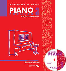 Repertório para Piano Popular - Volume 3