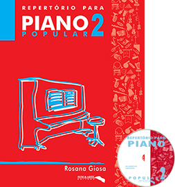 Repertório para Piano Popular - Volume 2