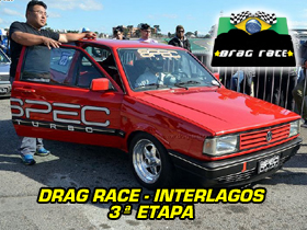 3ª Etapa DRAG RACE Interlagos - FOLEGO TURBO