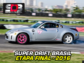 Etapa Final SUPER DRIFT BRASIL 2016 - FOLEGO TURBO
