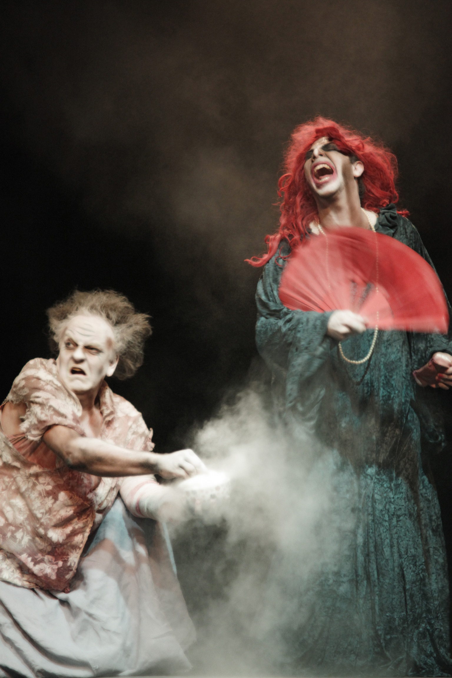 Faça download das Fotos de divulgação do Teatro na Mario 2015