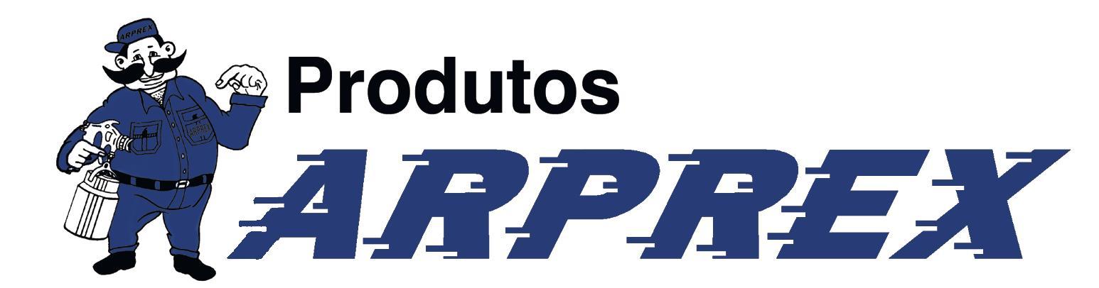 CATÁLAGO PRODUTOS ARPREX BRASIL